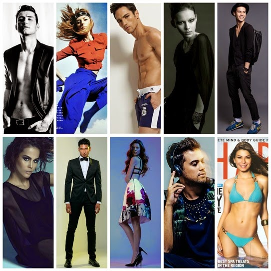 IM Agency international models