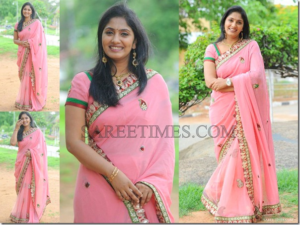 Jhansi_Pink_Saree
