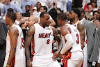 lebron james nba 120621 mia vs okc 091 game 5 chapmions Gallery: LeBron James Triple Double Carries Heat to NBA Title