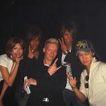 group photo of ketan - kyohei - matt - ryuichi - shota in Shinjuku, Tokyo, Japan