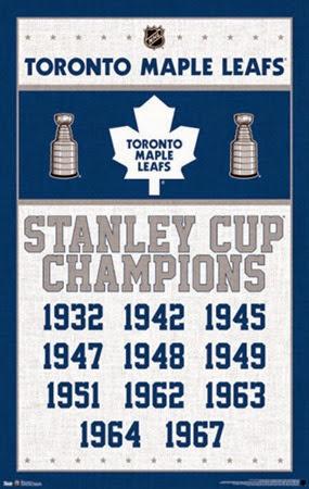 Leafs Flag