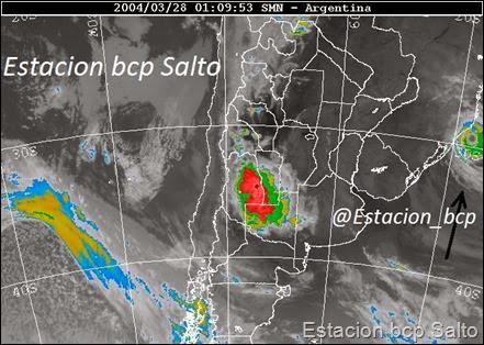Topes URUGUAY (huracan)