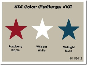 UDI Color Challenge 101