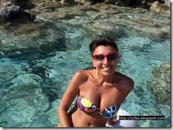 A zonzo sul tender - Lampedusa