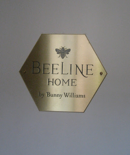 Her furniture's accessories line, Bee Line Home,  named for a