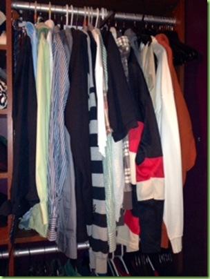 Ryans clothes
