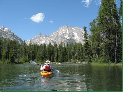 Kayaking the lakes 040