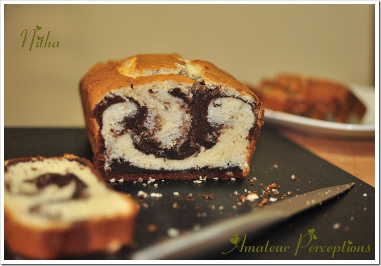 Marble cake 4