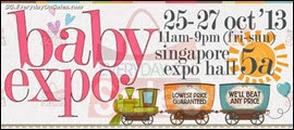 Baby Expo 2013 Event Singapore October Deals Offer Shopping EverydayOnSales