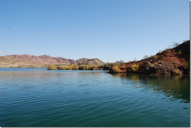 11-15-11 F Lake Havasu Boat Trip to Copper Canyon 082