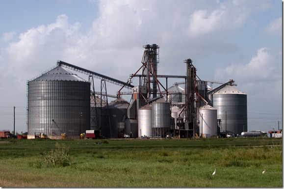 United Ag Grain Elevators - Hillje, TX