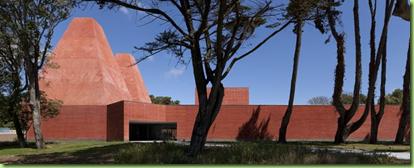 pritzkerPhoto Paula Rego Museum in Cascais Portugal by Eduardo Souto de Moura. Credit Luis Ferreira Alves