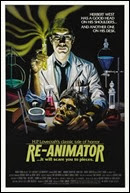 Re-Animator - poster