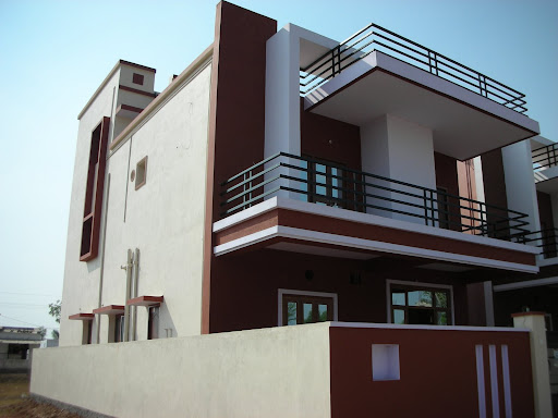 Front Elevation Without Balcony : Front elevation view balcony in pakistan joy studio