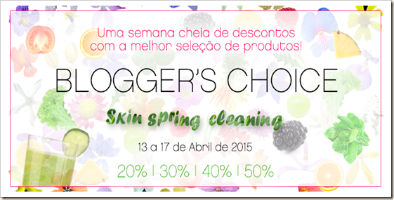 Blogger's Choice