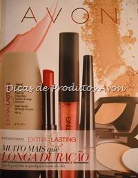 Kit completo maquiagem Extra lasting