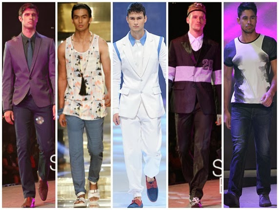 20 hottest male models phfw