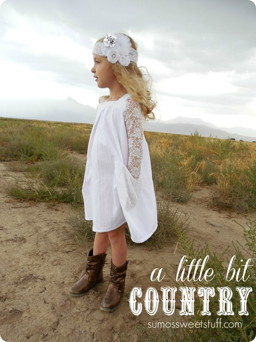 A Little Bit Country: Popover Remix at www.sumossweetstuff.com for Project Run & Play #sewing