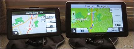 760 GARMIN GPS