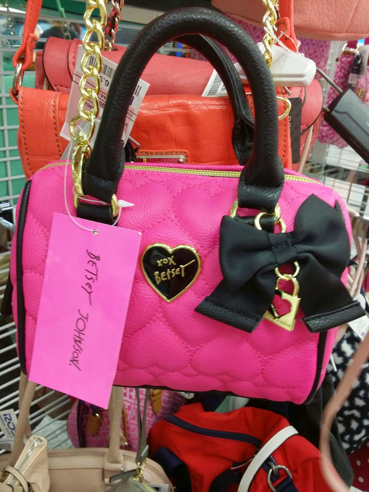 Betsey Johnson Purses At Ross Dress Images