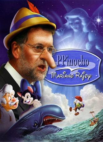 Rajoy ppinocho