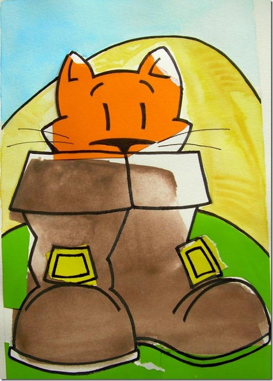 El Gato con Botas,El gato maestro,Cagliuso, Charles Perrault,Master Cat, The Booted Cat,Le Maître Chat, ou Le Chat Botté (70)
