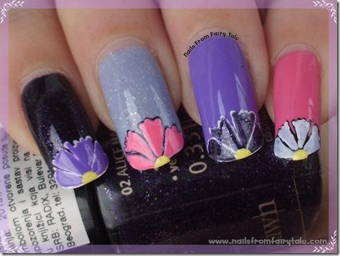 skittle purple flowers 3