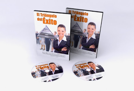 EL TRIÁNGULO DEL ÉXITO, Carlos Gallego [ Curso ] – Cuáles son los Pilares del Éxito para Ganar Dinero en los Negocios por Internet