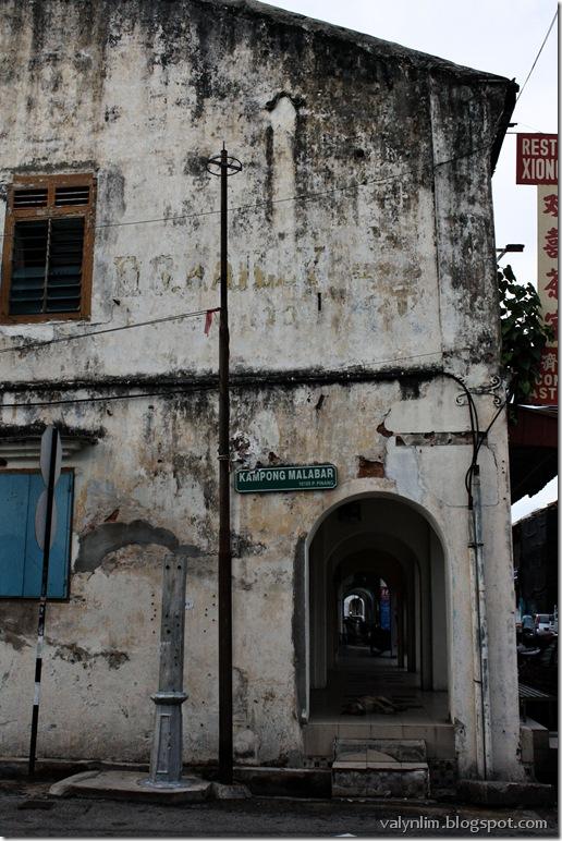 寻槟城美食- 松鹤轩苦茶,Kampung Malabar建来城茶餐室,Lebuh Presgave(三条路)福建面
