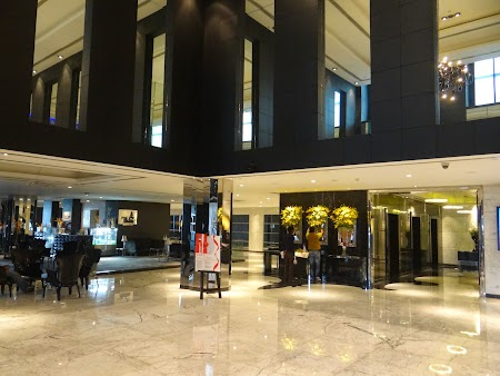 15. Hotel Radisson Blue Delhi.JPG