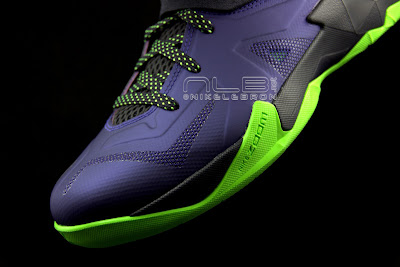 lebrons soldier7 purple volt 30 web black The Showcase: Nike Zoom LeBron Soldier VII JOKER