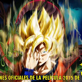 Primer Trailer e Imágenes Oficiales de la nueva película de Dragon Ball Z 2015