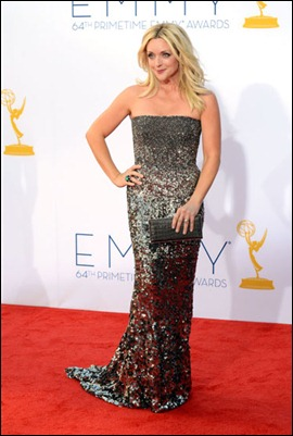 Jane Krakowski Wear Emerald Ring