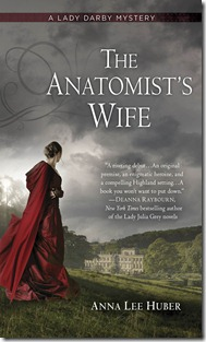 Anatomists Wife Cover