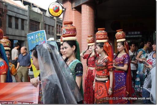 第三屆台北藝穗節-開幕遊行