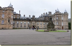Holyrood House end of Royal Mile (Small)