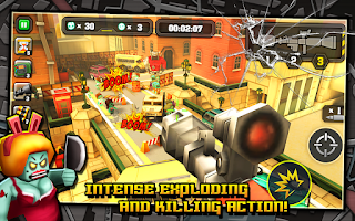 Screenshot of Action of Mayday: Last Defense