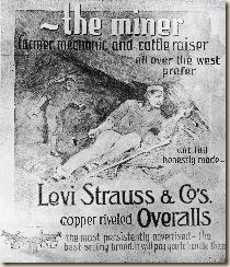 Levi Strauss Ad