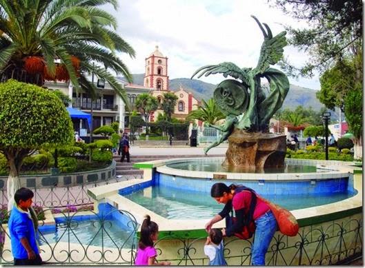 Poblaciones de Cochabamba, Bolivia