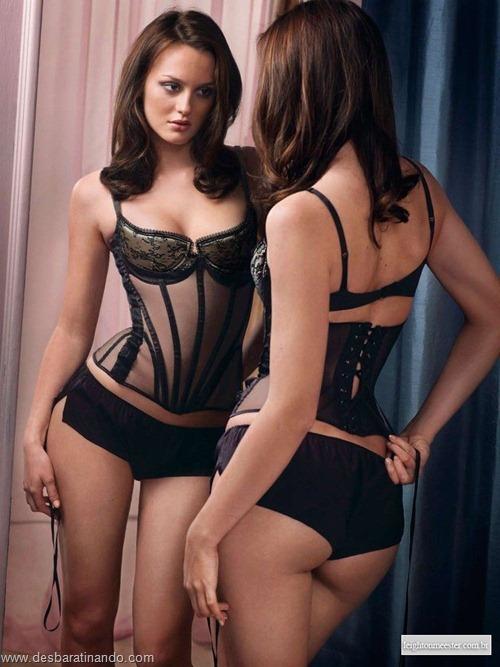 Leighton meester blair gossip girl garota do blog linda sensual desbaratinando  (256)