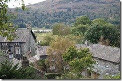 Dove Cottage Grasmere lake