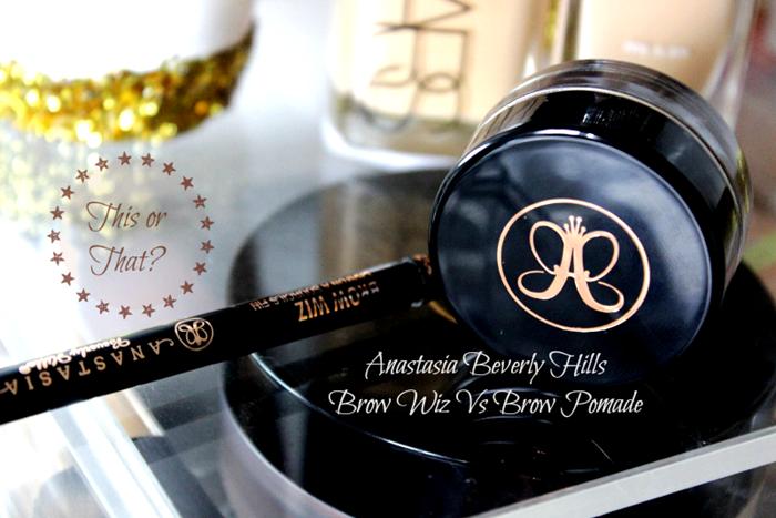 Anastasia Beverly Hills Brow Wiz V Brow Pomade