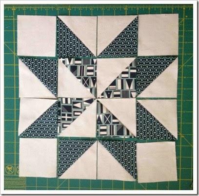Sawtooth Star Step 5
