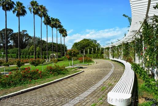 33 - Glória Ishizaka - Jardim Botânico Nagai - Osaka