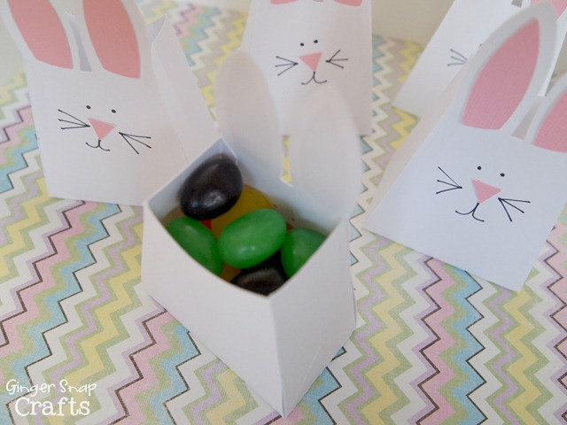 rabbit treat box with jelly beans
