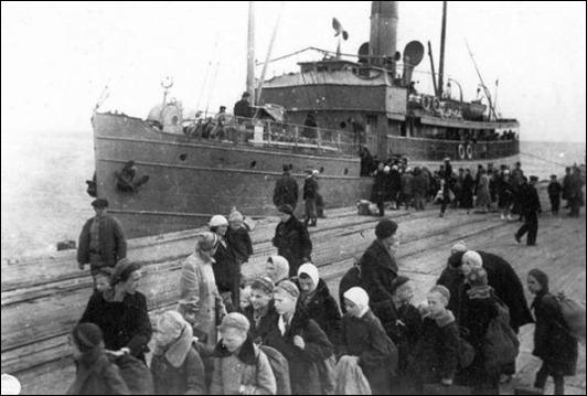 Ленинградский фронт и население Ленинграда 1942
