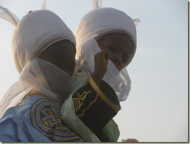grandchildren of the emir