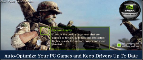 Download NVIDIA GeForce Experience 2013