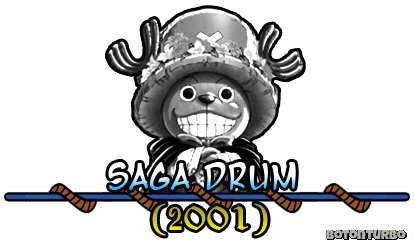One Piece - Saga Drum