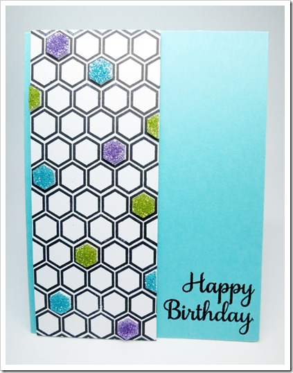 1F KLoncon Adhesives Happy Birthday